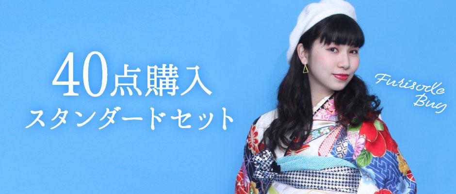 40点購入スタンダードセット 198000円(税抜)〜