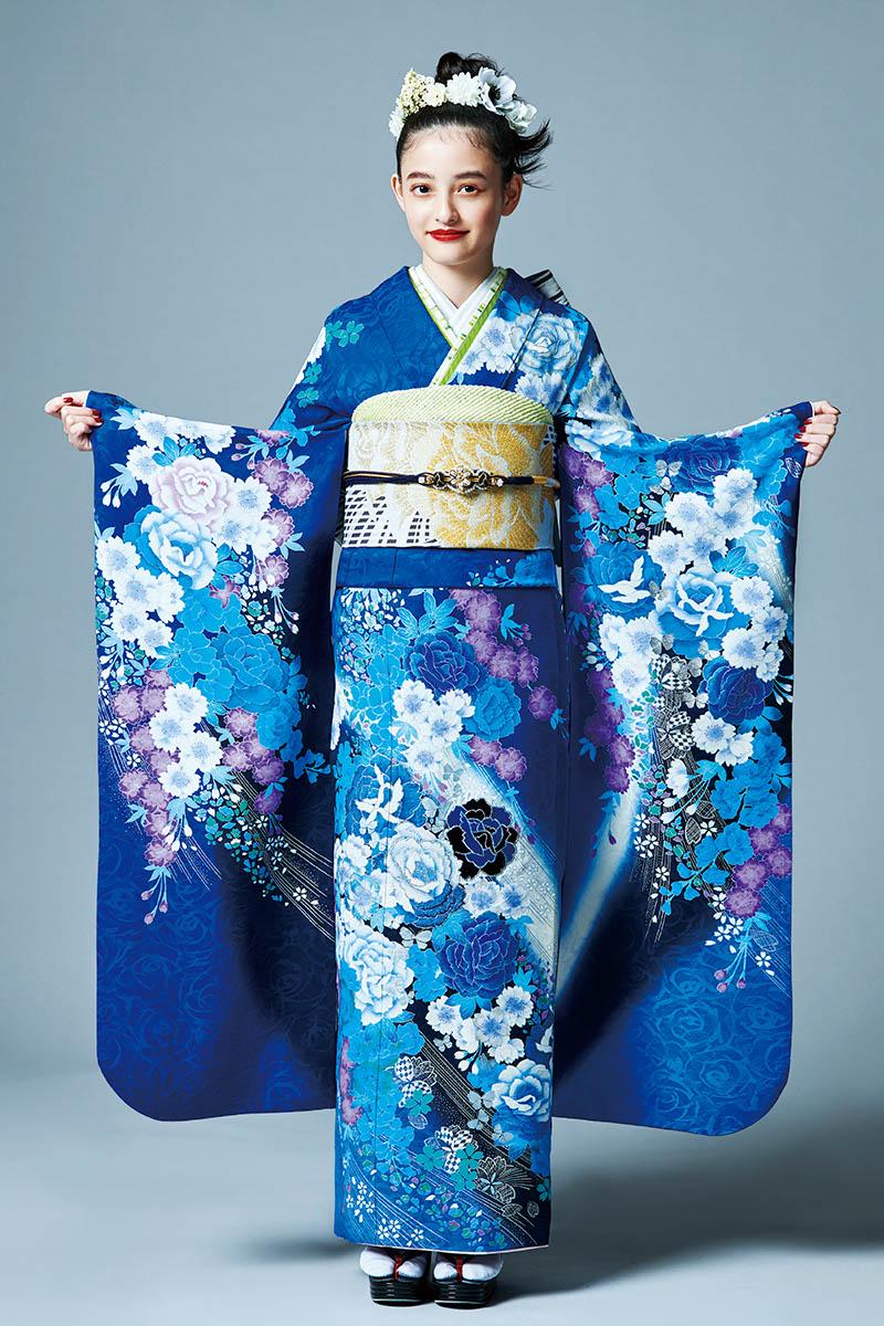 10万円台,クール,シンプル,モード,モダン,水色,青,高級